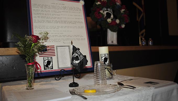SAVAHCS hosts POW/MIA recognition ceremony