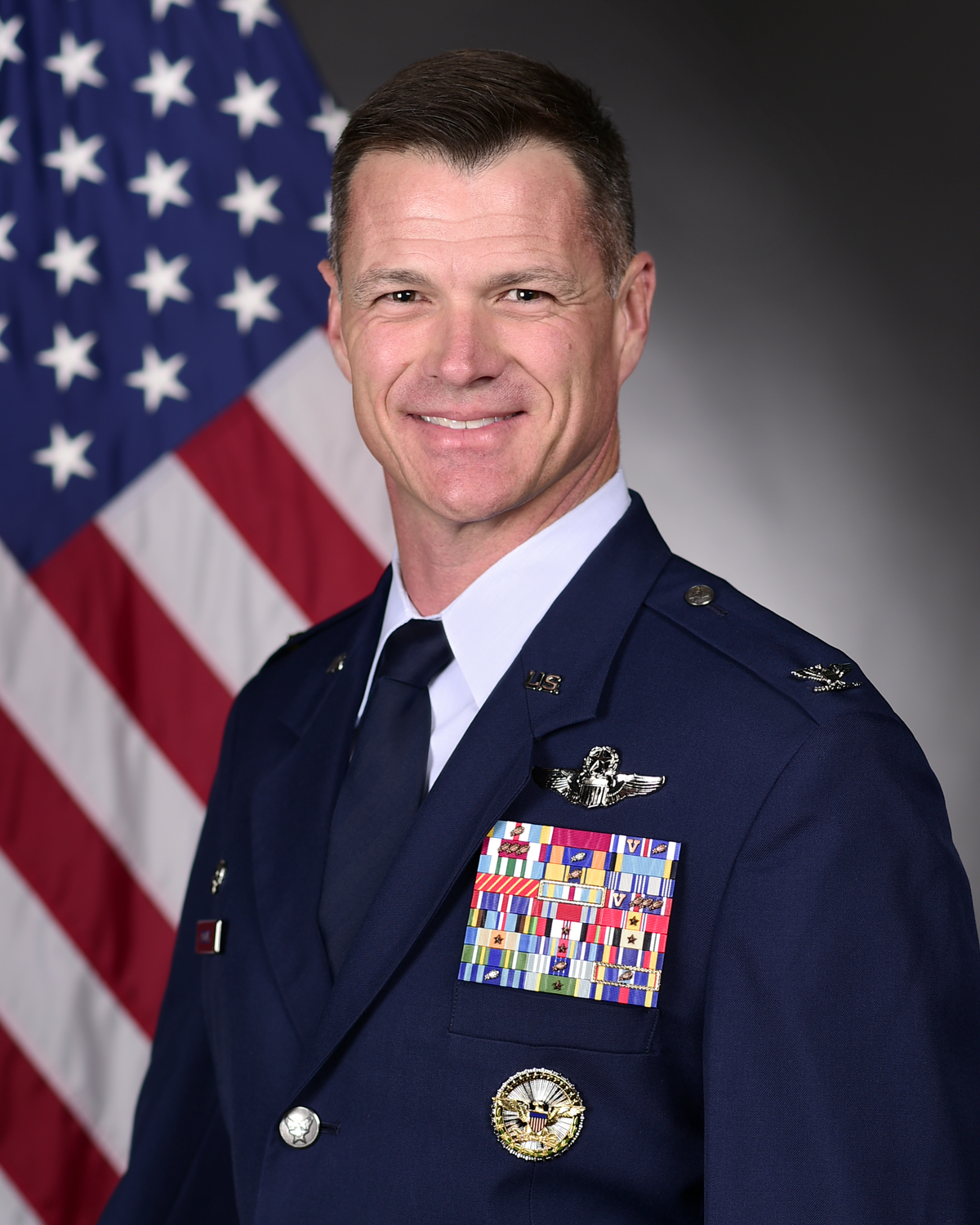 A professional image of Colonel Michael R. Drowley.